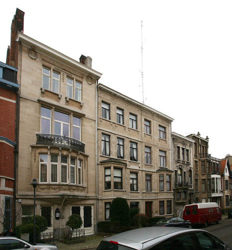 Antwerpen Arthur Goemaerelei 83-91