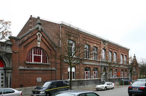Antwerpen Bredastraat 35-39
