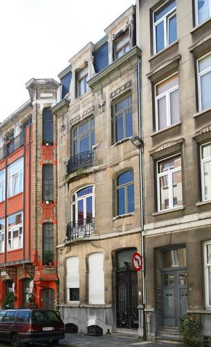 Antwerpen De Boeystraat 14