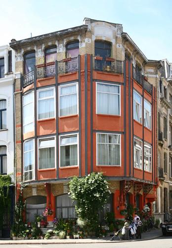 Antwerpen De Boeystraat 16