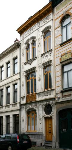 Antwerpen De Waghemakerestraat 42