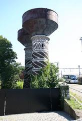 Watertorens station Antwerpen-Oost