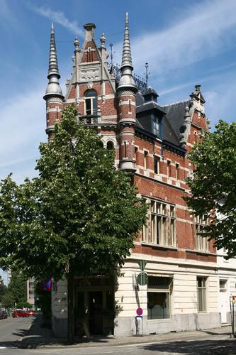 Antwerpen Door Verstraeteplaats 4
