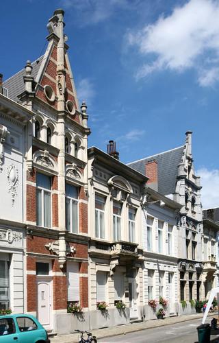 Antwerpen Grotebeerstraat 61-67