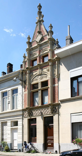 Antwerpen Grotebeerstraat 75