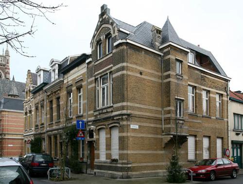Antwerpen Grétrystraat 45-53