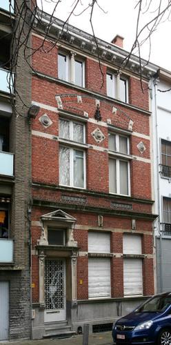 Antwerpen Grétrystraat 57