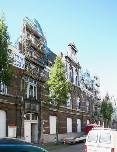 Antwerpen Grotehondstraat 50-52