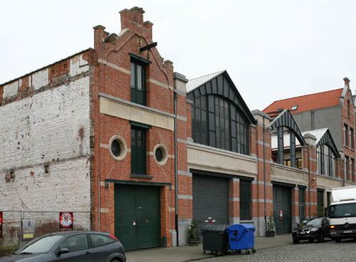 Antwerpen Indiëstraat 10-12
