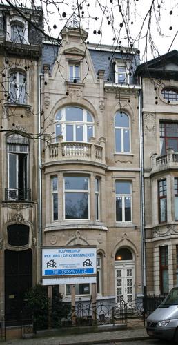 Antwerpen Jan Van Rijswijcklaan 70