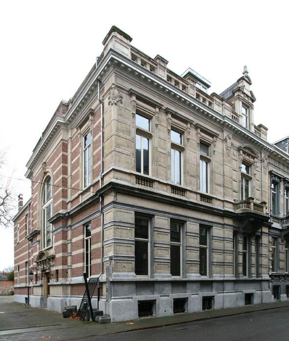 Herenhuis in eclectische stijl erfgoedobjecten for Eclectische stijl interieur