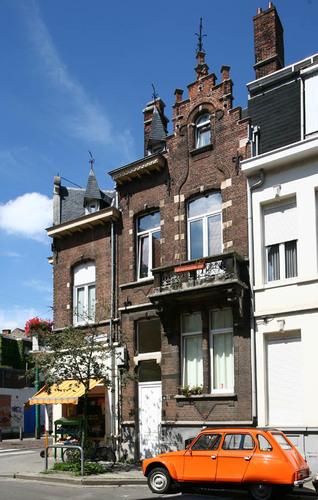 Antwerpen Lange Van Ruusbroecstraat 31