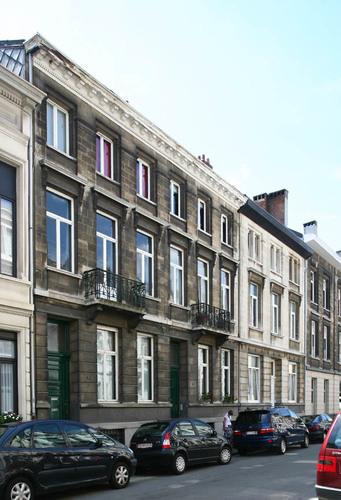 Antwerpen Lange Van Ruusbroecstraat 80-84