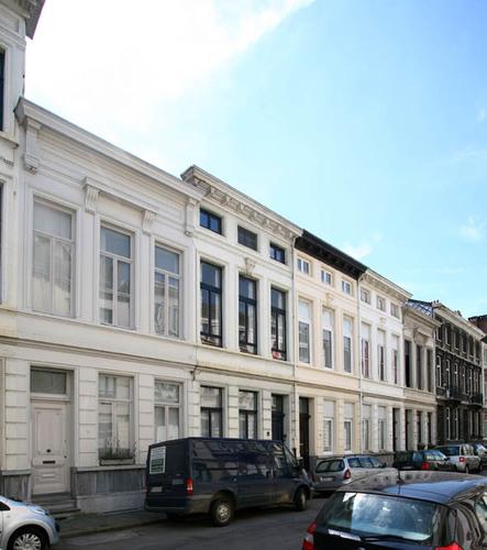 Antwerpen Lange Van Ruusbroecstraat 86-96