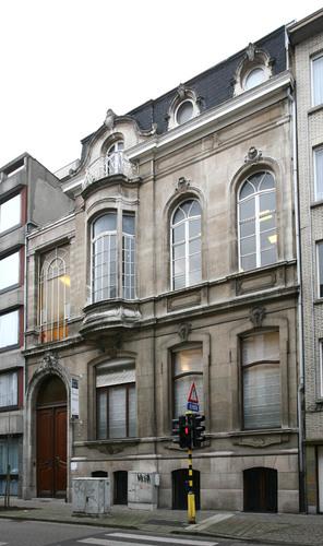 Antwerpen Markgravelei 20