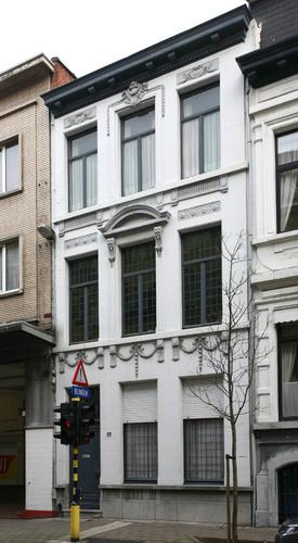 Antwerpen Markgravelei 37