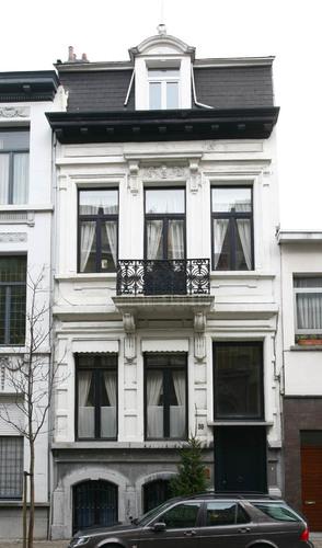 Antwerpen Markgravelei 39
