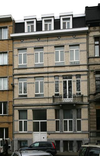 Antwerpen Markgravelei 83