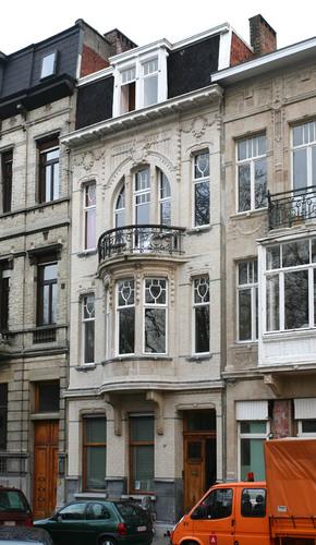 Antwerpen Markgravelei 87