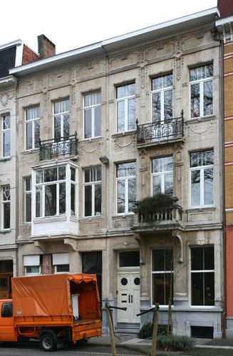 Antwerpen Markgravelei 89-91