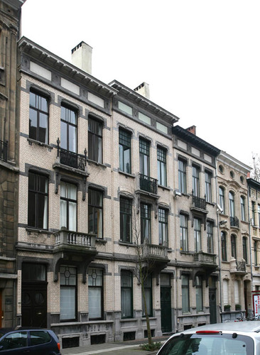 Antwerpen Markgravelei 98-102