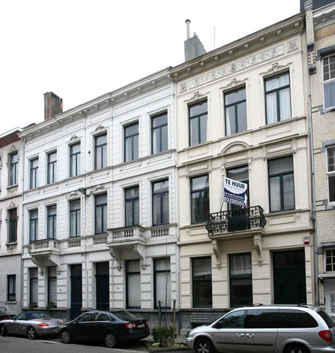 Antwerpen Markgravelei 132-136