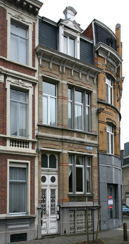 Antwerpen Markgravelei 139