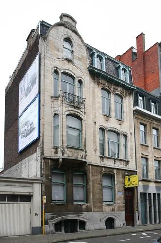 Antwerpen Markgravelei 143