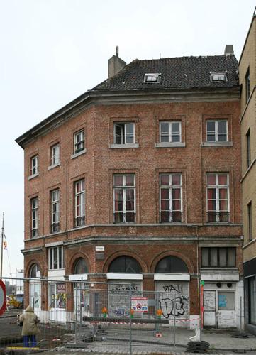 Antwerpen Nassaustraat 44-48