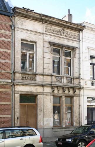 Antwerpen Schorpioenstraat 22-24