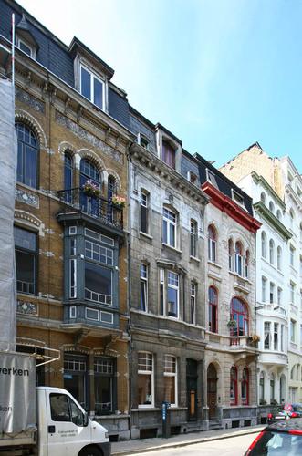 Antwerpen Steenbokstraat 30-38