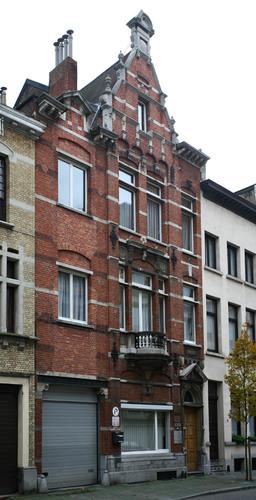 Antwerpen Van Aerdtstraat 10