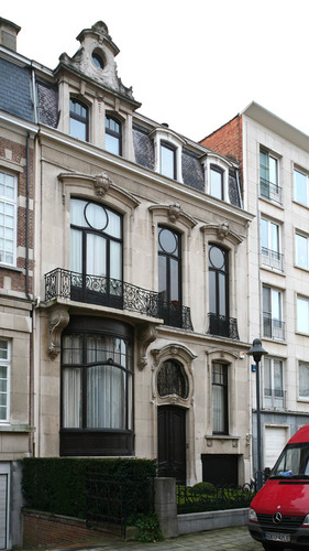 Antwerpen Van Putlei 21