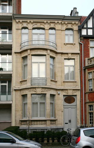 Antwerpen Van Putlei 60