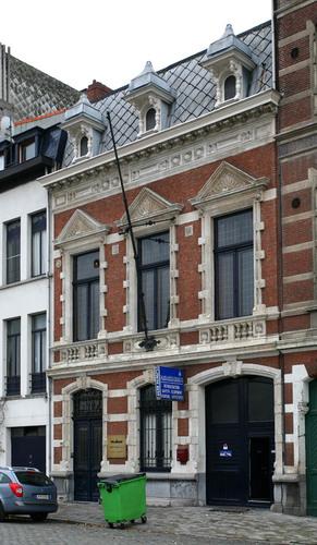 Antwerpen Verbindingsdok-Westkaai 12