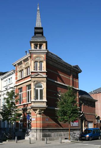 Antwerpen Walvisstraat 34