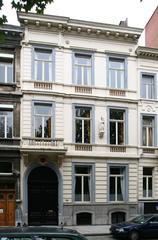 Neoclassicistisch hotel