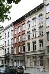 Eenheidsbebouwing van drie burgerhuizen