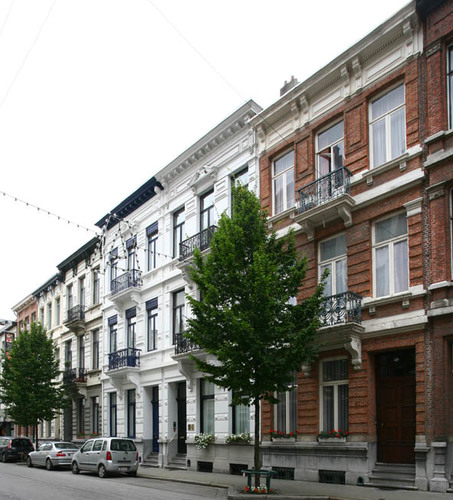 Antwerpen Anselmostraat 47-57