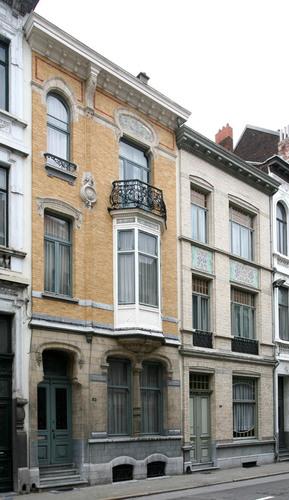 Antwerpen Anselmostraat 80-82