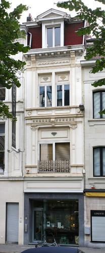 Antwerpen Appelmansstraat 1