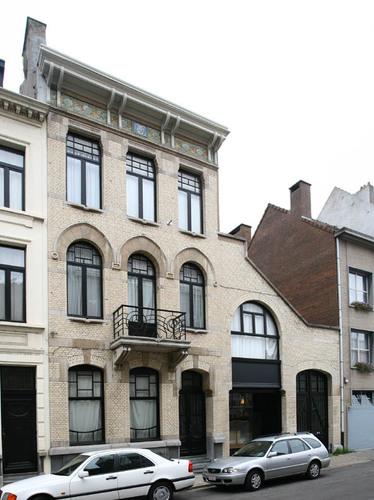 Antwerpen Ballaarstraat 8-10