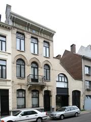 Woning en atelier van glazenier Albert Verhoeven