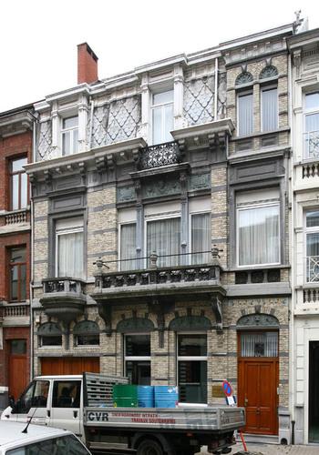 Antwerpen Belegstraat 20