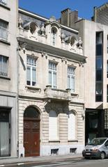 Burgerhuis in beaux-artsstijl