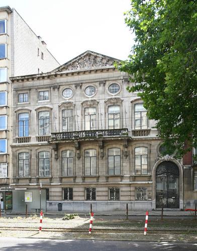 Antwerpen Belgiëlei 91