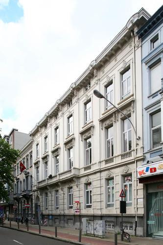 Antwerpen Belgiëlei 99