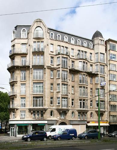 Antwerpen Belgiëlei 206-210