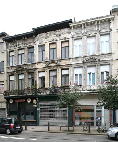 Antwerpen Brederodestraat 172-176