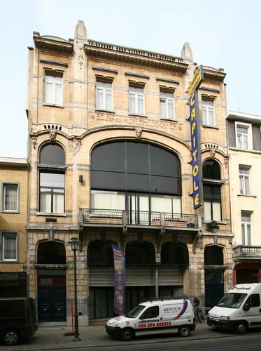 Antwerpen Breydelstraat 14
